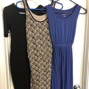 Maternity dress bundle